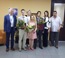 Projects of young researchers were supported by the Russian Science Foundation